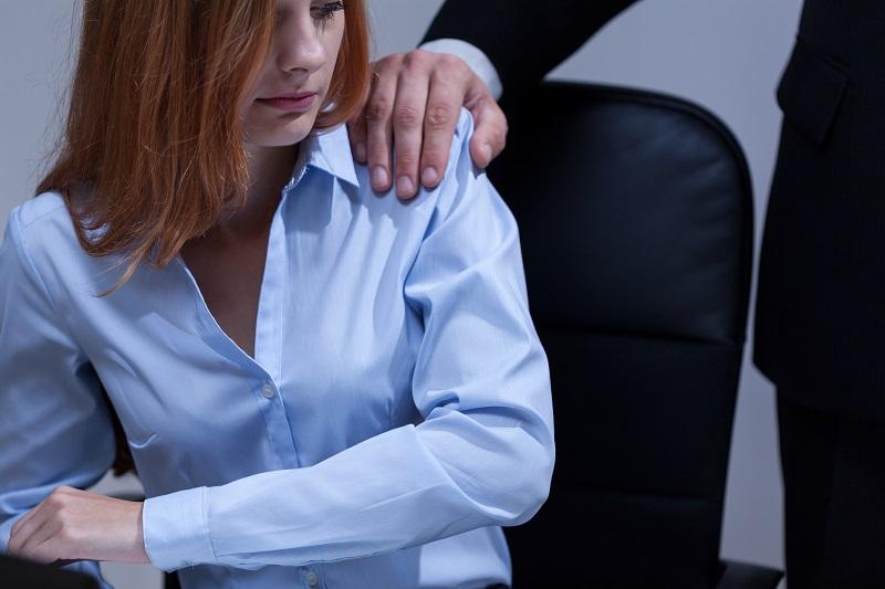 הטרדה מינית בעבודה