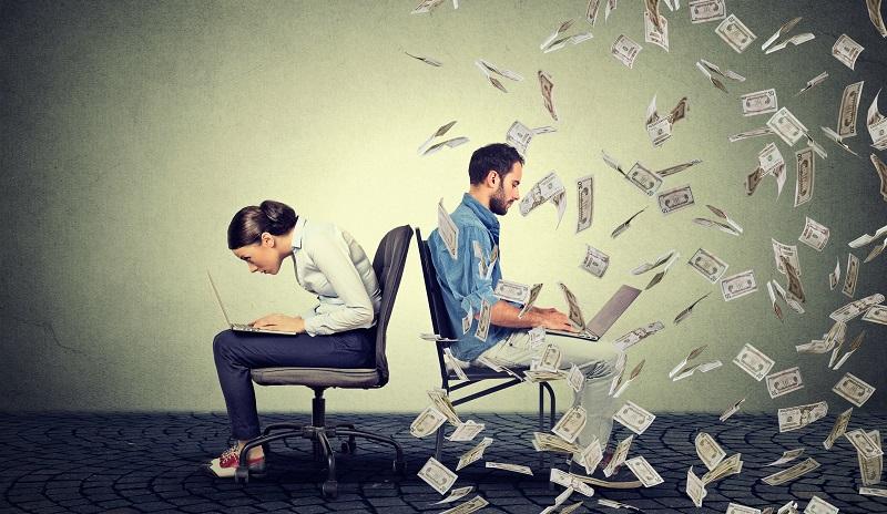ציפיות שכר גברים ונשים