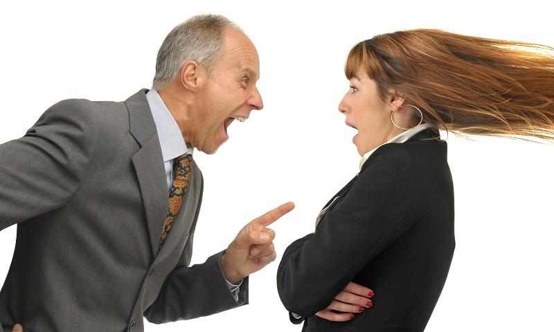 לשון הרע בפגישת עבודה