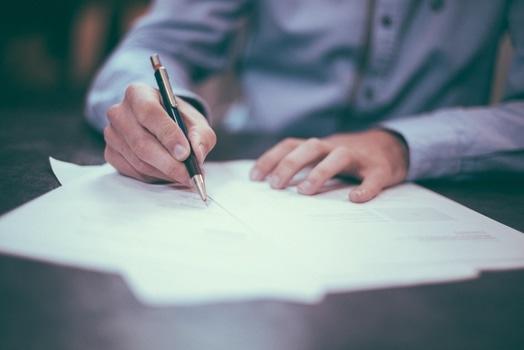 חתימת עובד על כתב ויתור