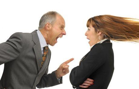 המנהל איבד עשתונות, בית הדין פסק שהתפטרות העובדת נחשבת לפיטורים