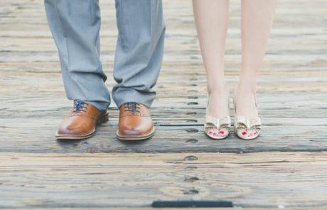מה קורה כשגבר ואישה מחליפים חתימות במקום העבודה?
