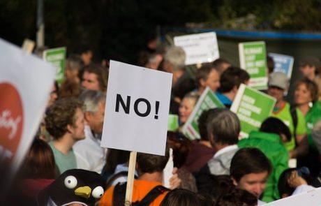 פסיקה: עובדי קבלן רשאים לשבות כמחאה נגד מזמין השירות