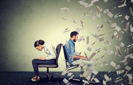 החל מיום ג': מעסיקים יחויבו לאסוף מידע על פערי השכר בארגון, ולהציגו לעובדים מדי שנה
